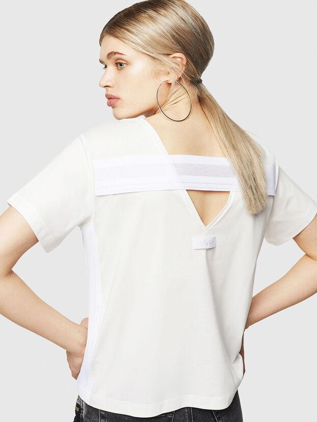 T-RYLY, Blanco - Camisetas