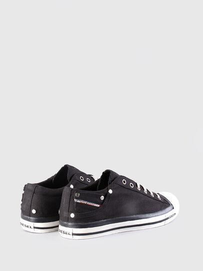 Diesel - EXPOSURE LOW, Negro - Sneakers - Image 3