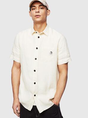 S-KIRUMA-B, Blanco - Camisas