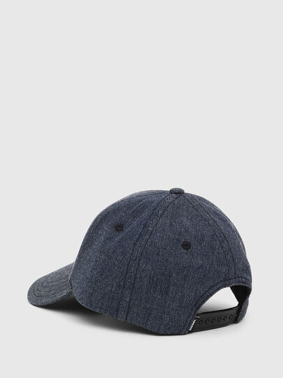 Diesel - CDENY, Blue Jeans - Gorras - Image 2