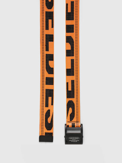 Diesel - B-MASER, Naranja - Cinturones - Image 4