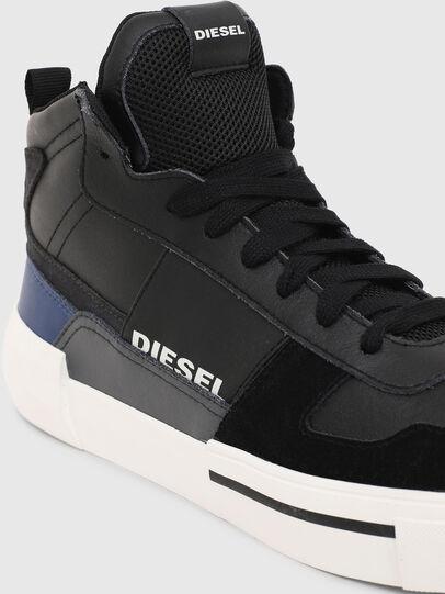 Diesel - S-DESE MG MID, Negro - Sneakers - Image 4