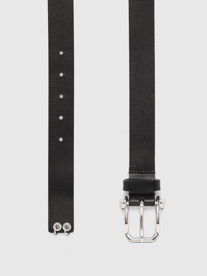 Diesel - B-PIRSIN, Negro - Cinturones - Image 3
