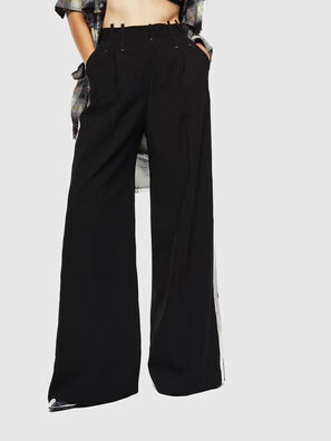 P-MALIK-A, Negro - Pantalones