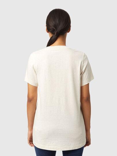 Diesel - T-LILLY-B1, Blanco - Camisetas - Image 2