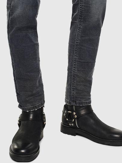 Diesel - Thommer JoggJeans 069KK, Negro/Gris oscuro - Vaqueros - Image 5