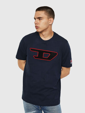 T-JUST-DIVISION-D, Azul Oscuro - Camisetas