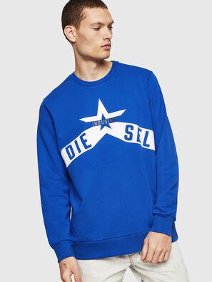 S-GIR-A2, Azul Brillante - Sudaderas