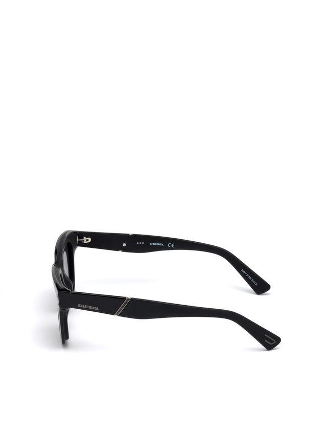 Diesel - DL0231, Negro - Gafas de sol - Image 3