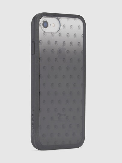 Diesel - MOHICAN HEAD DOTS BLACK IPHONE 8 PLUS/7 PLUS/6s PLUS/6 PLUS CASE, Negro - Fundas - Image 6