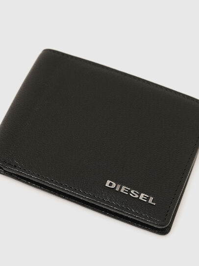 Diesel - NEELA XS, Negro/Azul marino - Monederos Pequeños - Image 4