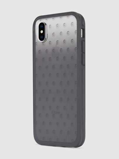 Diesel - MOHICAN HEAD DOTS BLACK IPHONE X CASE,  - Fundas - Image 6