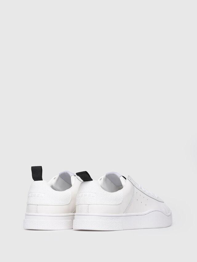 Diesel - S-CLEVER LOW W, Blanco - Sneakers - Image 3