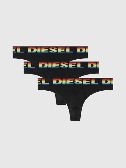 Diesel - UMBR-STRINGTHREEPACK, Negro - Slips - Image 1