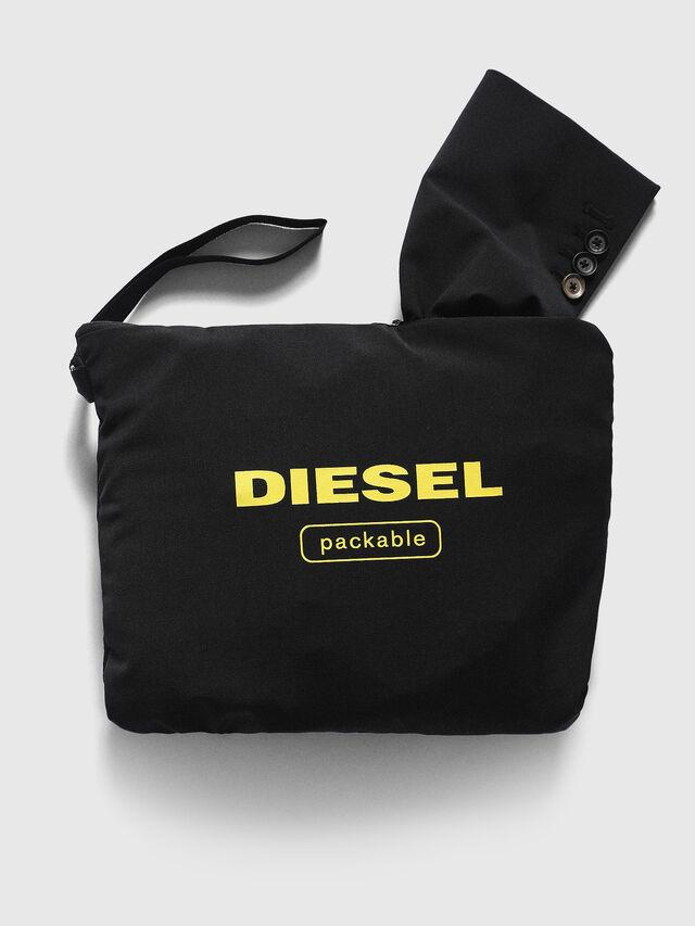 Diesel J-MOSYER, Negro - Chaquetas - Image 3