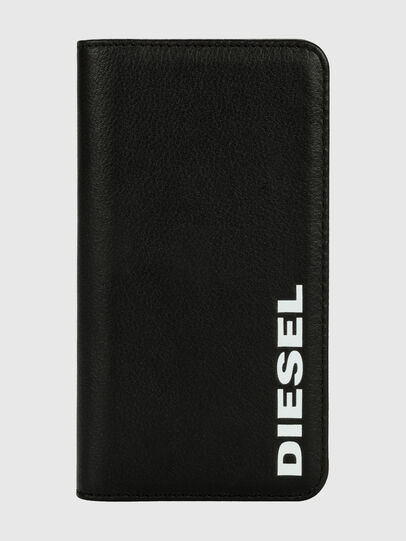 Diesel - DIESEL 2-IN-1 FOLIO CASE FOR IPHONE XR,  - Fundas tipo libro - Image 1