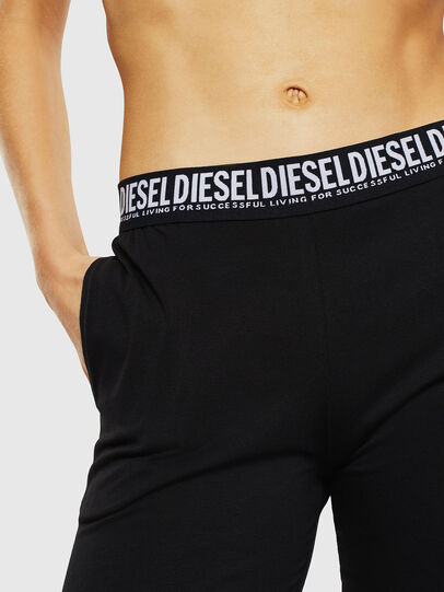 Diesel - UFLB-BABYX, Negro - Pantalones - Image 3