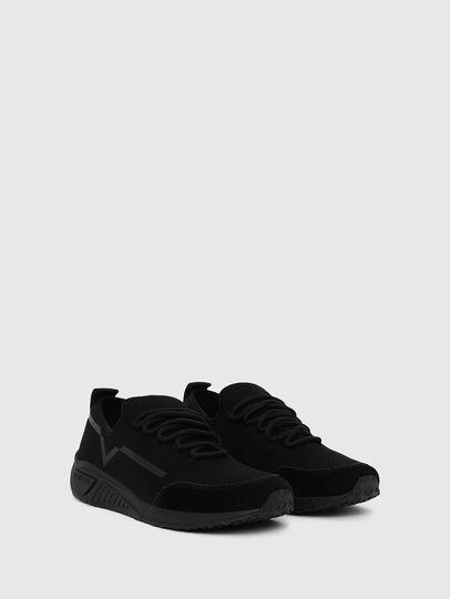 Diesel - S-KBY STRIPE W, Negro - Sneakers - Image 2
