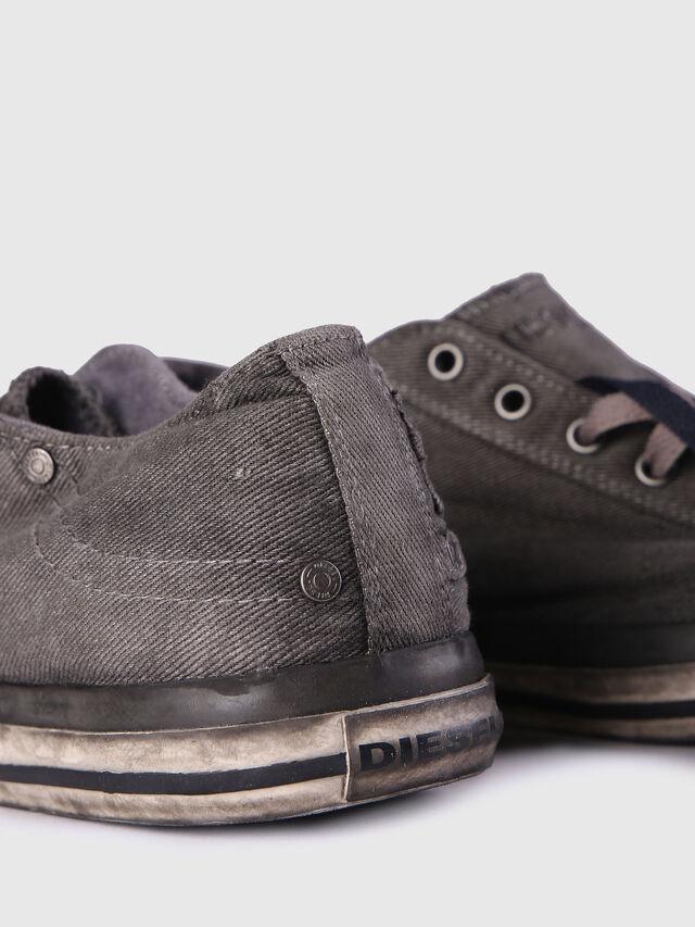 Diesel EXPOSURE LOW I, Gris Metal - Sneakers - Image 6