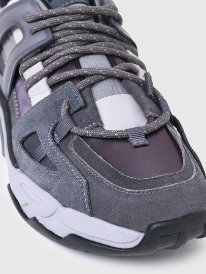 Diesel - S-KIPPER LOW TREK II, Gris - Sneakers - Image 6