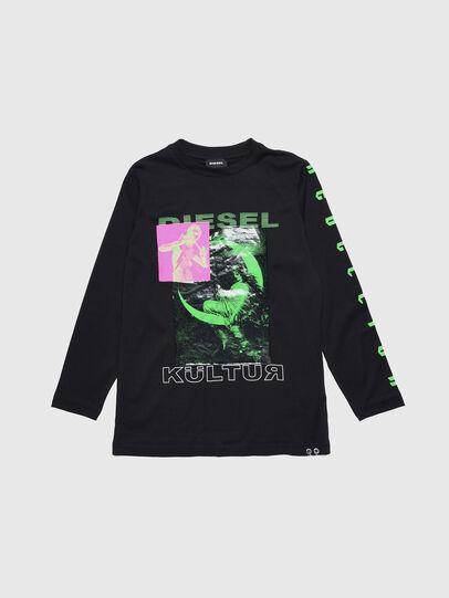 Diesel - THILARY, Negro - Camisetas y Tops - Image 1