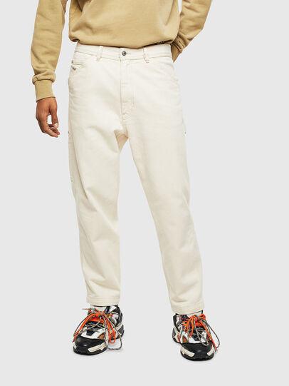 Diesel - P-LAMAR, Blanco - Pantalones - Image 1