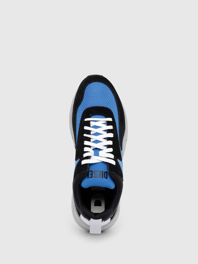 Diesel - S-SERENDIPITY LOW CU, Negro/Azul marino - Sneakers - Image 6