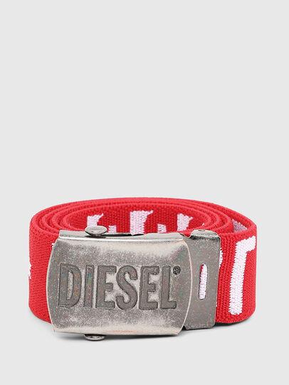 Diesel - BARTY, Rojo/Blanco - Cinturones - Image 1