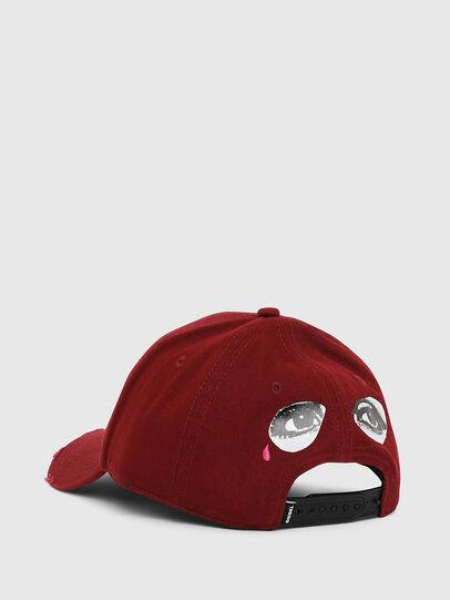 Diesel - CIDAY, Rojo - Gorras - Image 2