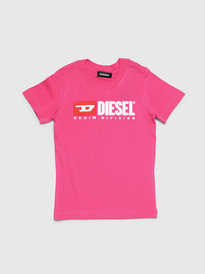 TJUSTDIVISIONB-R, Fucsia - Camisetas y Tops
