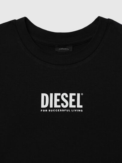 Diesel - UFSET-PIJIMMY, Negro - Pijamas - Image 3