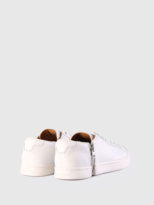 Diesel S-NENTISH LOW, Blanco - Sneakers - Image 3