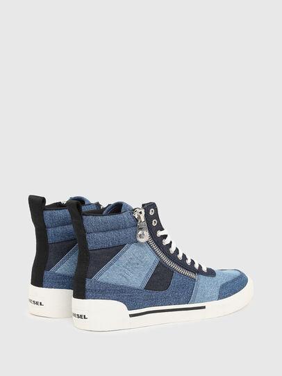 Diesel - S-DVELOWS MID CUT, Azul - Sneakers - Image 3