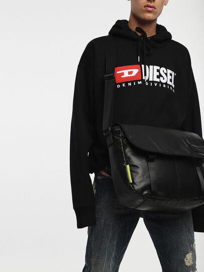 Diesel - F-DISCOVER MESSENGER, Negro - Bolso cruzados - Image 6