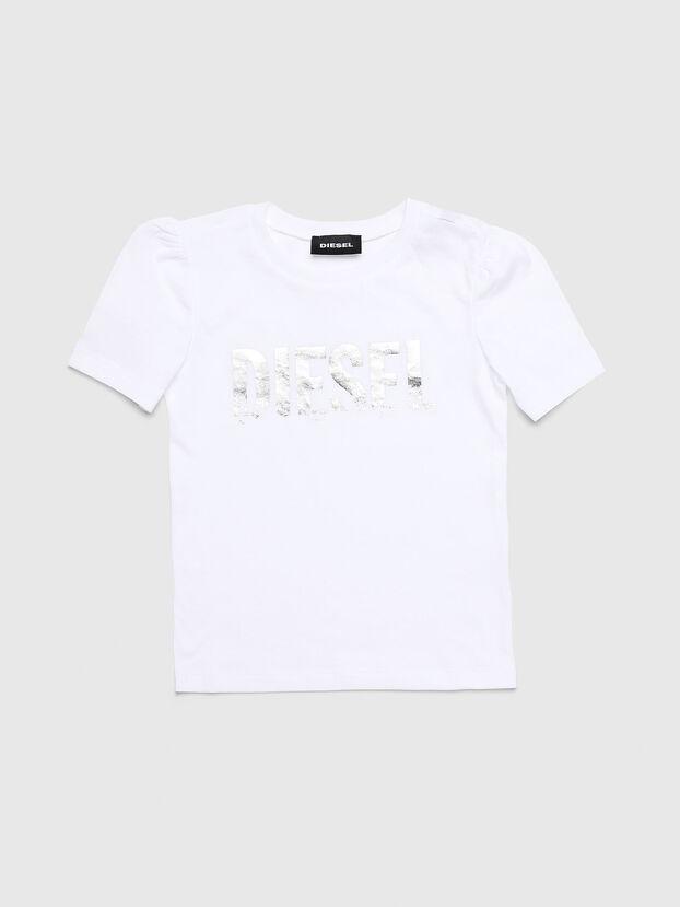 TRALLYB-R, Blanco - Camisetas y Tops