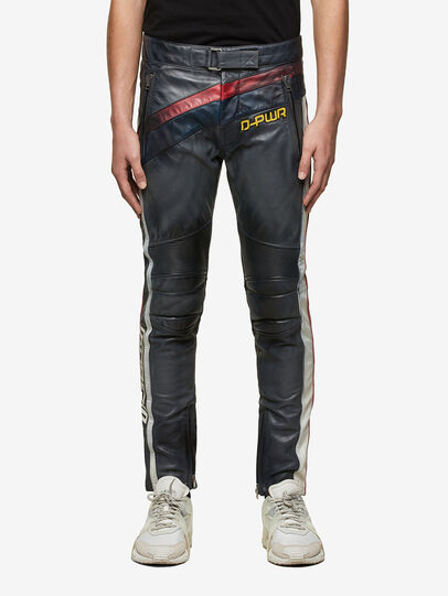 Diesel - P-POWER, Negro - Pantalones - Image 1