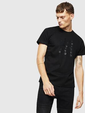 T-DIEGO-J8, Negro - Camisetas