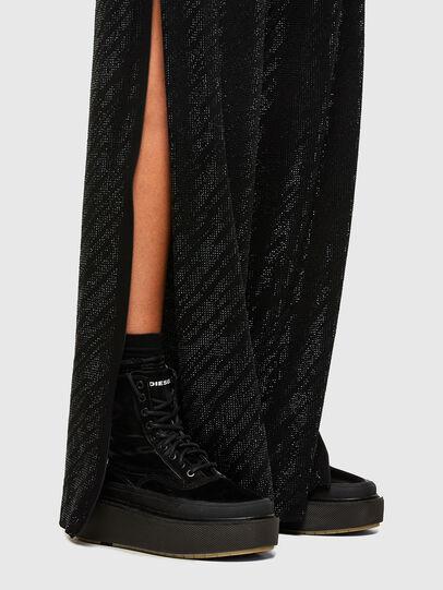 Diesel - P-STRASS-F, Negro - Pantalones - Image 4