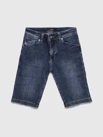 Diesel - DARRON-R-J SH-N, Azul medio - Shorts - Image 1