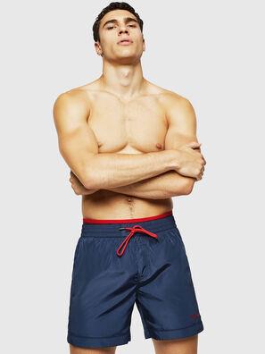 BMBX-DOLPHIN, Azul Oscuro - Bañadores boxers