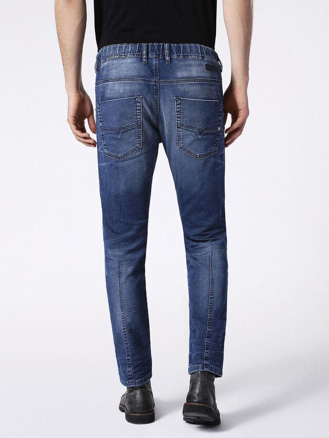 Diesel - KROOLEY JOGGJEANS 0683R, Blue Jeans - Vaqueros - Image 3