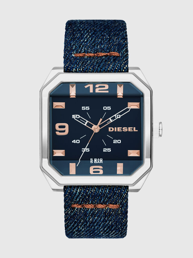 Diesel - DZ1825, Azul - Relojes - Image 1