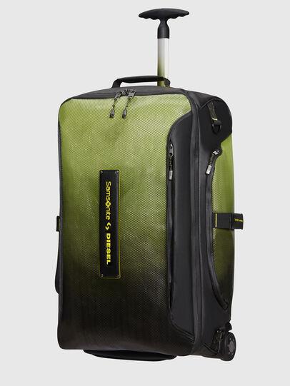 Diesel - KA2*69009 - PARADIVE, Negro/Amarillo - Bolsas de viaje con ruedas - Image 2