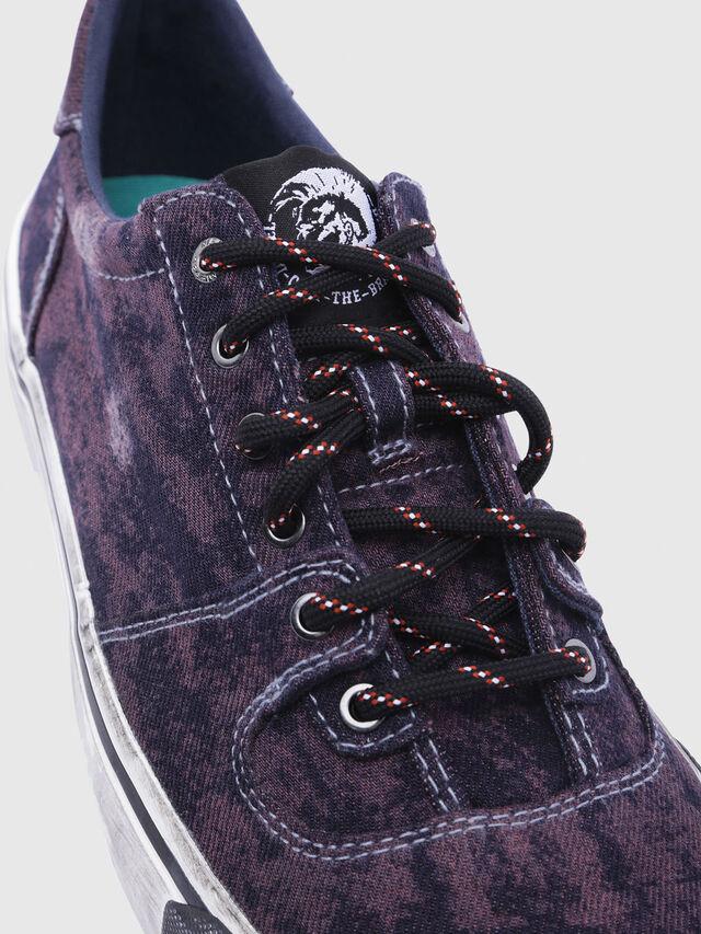 Diesel - S-FLIP LOW, Violeta - Sneakers - Image 4