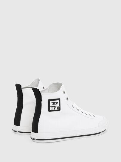 Diesel - S-ASTICO MID CUT, Blanco - Sneakers - Image 3