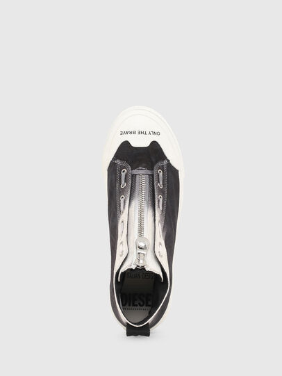 Diesel - S-ASTICO MZIP, Blanco/Negro - Sneakers - Image 5