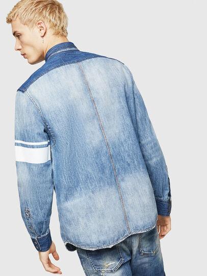 Diesel - D-MILLER, Blue Jeans - Camisas de Denim - Image 2