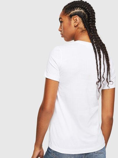 Diesel - T-SILY-YD, Blanco - Camisetas - Image 2