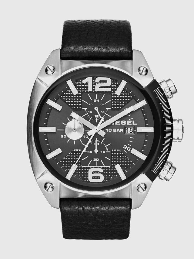 Diesel - DZ4341 OVERFLOW, Negro - Relojes - Image 1