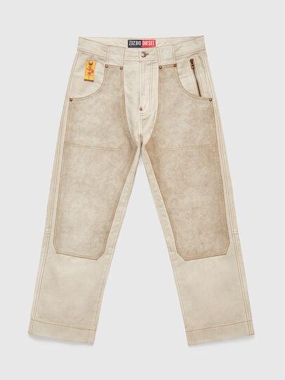 Diesel - DxD-5, Blanco - Pantalones - Image 1